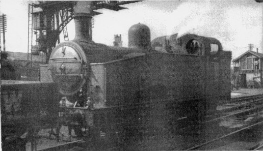Branch Locos 15 J50 Hatfield - Fiddle Br 1930s to 1940s