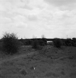 Cottonmill Lane Bridge 1968