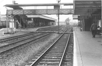 Hatfield Looking North1960 ©