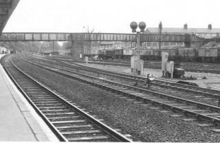 Hatfield Looking South 1960 ©