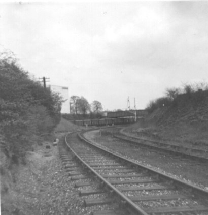 Hatfield Main Line from Branch 1968