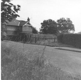 Hill End Asylum 5 site of siding 1969