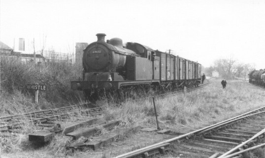 Hill End Yard 8 1960