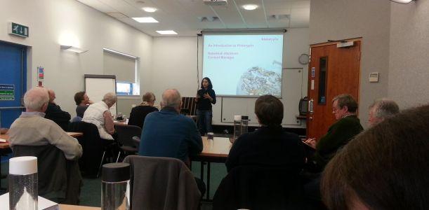 History Pin Workshop University of Hertfordshire