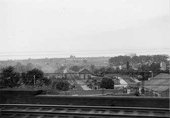 London Rd Stn from main line 1957 ©