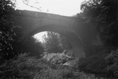 Rly Bridge 2 over R Ver 1986