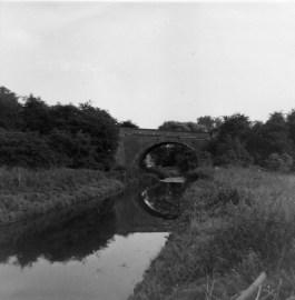 Rly Bridge 3 over R Ver 1968
