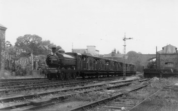 SLS Brake Van Special 2 St Albans London Rd