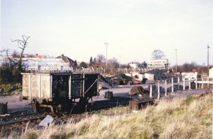 Smallford - 11 Goods Yard 1967