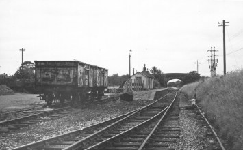 Smallford - 19 Looking East Oct 1967