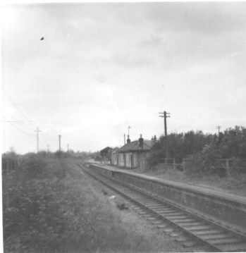 Smallford - 29 Looking West 1968