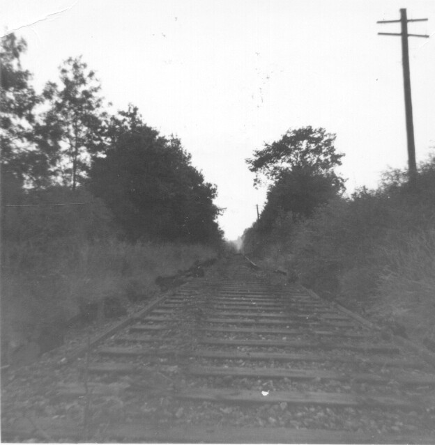 Smallford - 35 Track lifting West of Smalfd looking West 1969