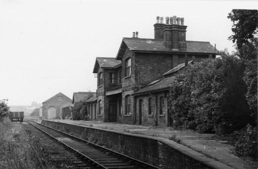 St Albans London Rd 7 1958 ©