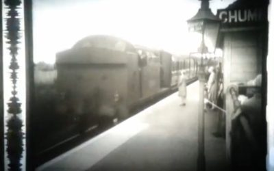 Smallford Station – Rookery Nook 1930 Film