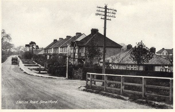 Station Road, Smallford