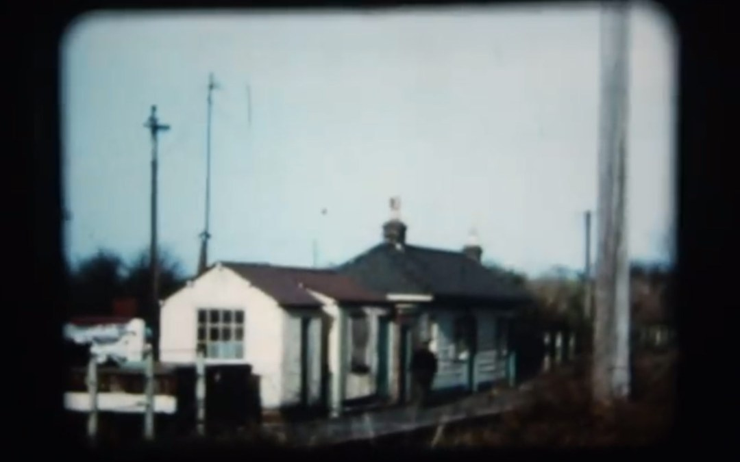 1968 Film of Hatfield to St Albans Branch Line