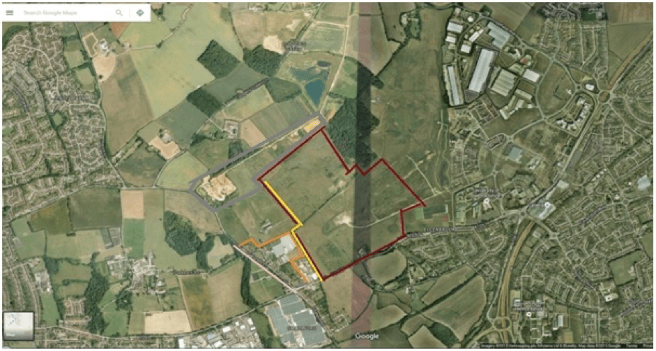 Opposition to Brett Aggregates Ltd Planning Application for a new Quarry at Smallford