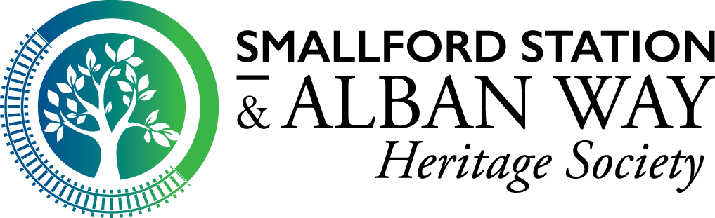 Smallford Station & Alban Way Heritage Society logo