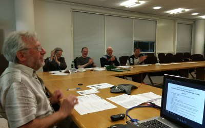 Smallford Station & Alban Way Heritage Society Constitution Formally Agreed
