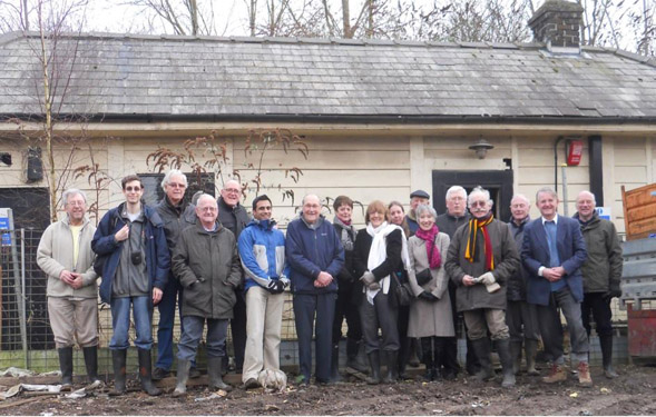 A Journey from 'Bringing the History Smallford Station to Life' to 'Smallford Station and Alban Way Heritage Society'