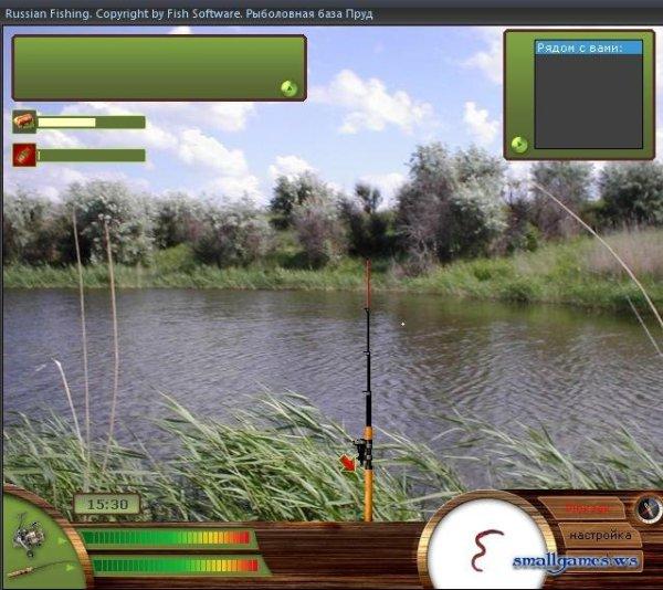 Русская рыбалка - скачать игру бесплатно