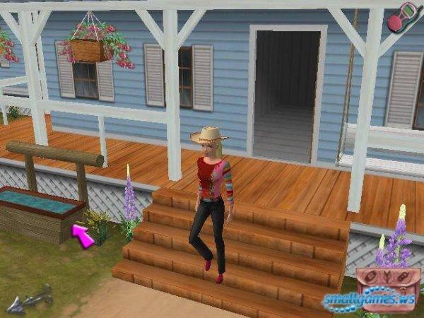 Барби - Приключения на Ранчо - скачать игру бесплатно