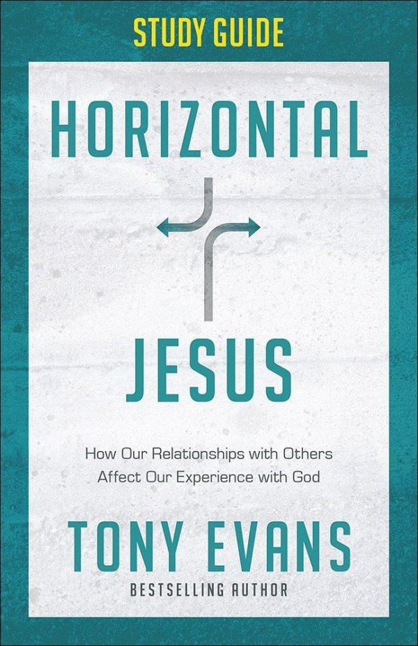 Horizonatal Jesus by Tony Evans