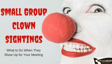 Small Group Clown Sightings