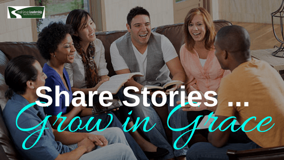 Share Stories to Grow in Grace