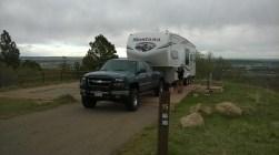 Cheyenne Mountain State Park Site #15