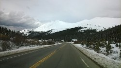 Hoosier Pass (11,542) near Breckenridge