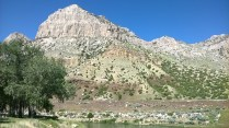 Upper Wind River Canyon Campground