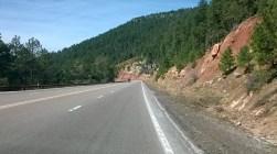 The Road to Payson, AZ