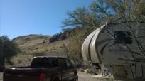 Davis Mountains SP, site #51