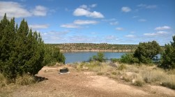 Conchas Lake, site #21