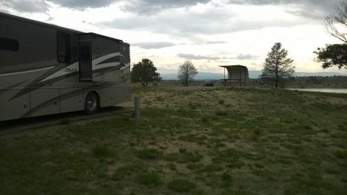 Site 5, Lake Pueblo SP