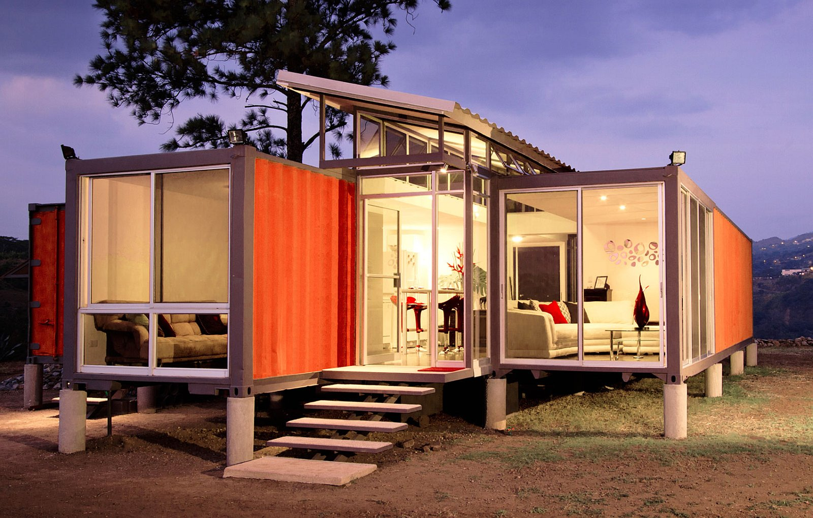 Best Kitchen Gallery: Containers Of Hope A Low Cost Home By Benjamin Garcia Saxe Small of Purchase Shipping Container Home on rachelxblog.com
