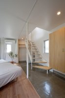 This 2-bedroom house on a tiny sliver of a site seems larger than its 595 sq ft.   www.facebook.com/SmallHouseBliss