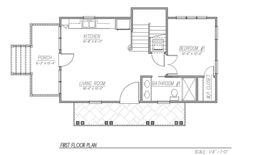 Katrina Cottage Floor Plans,Cottage.Home Plans Ideas Picture