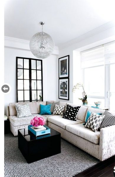 12 Picturesque Small Living Room Design - Small House Decor on Small Living Room Decorating Ideas  id=53067