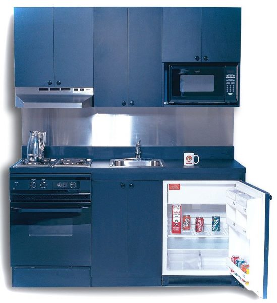 6 Awesome Mini Kitchenette For Small Kitchen Small House
