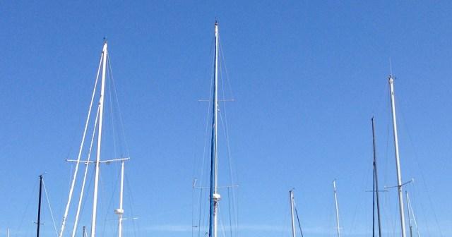 Boat Masts San Francsico CA