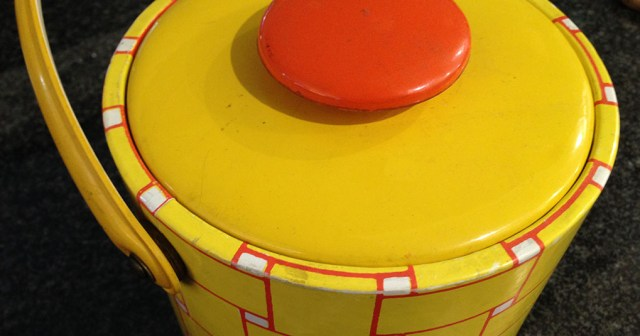 Ice Bucket Vintage 70s