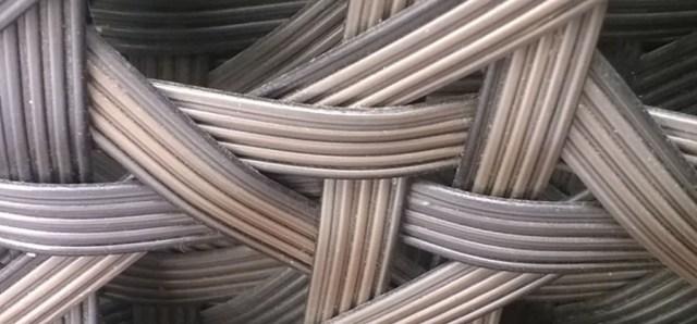 Woven Plastic Rattan