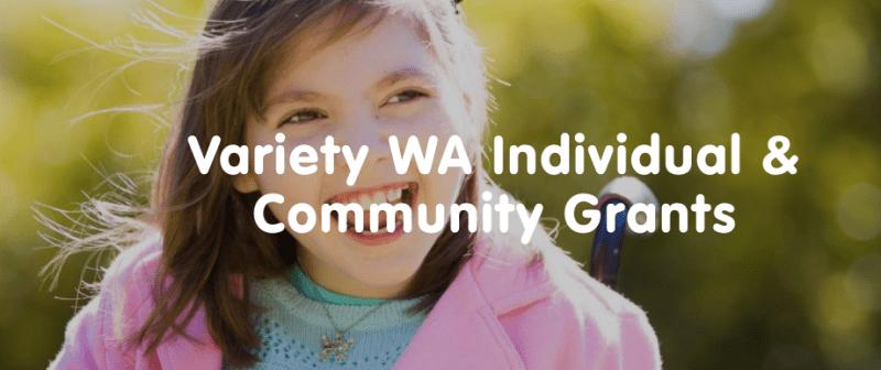 Grants for WA charities