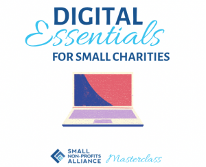Webinars for charities and non-profits