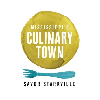 Mississippi's Culinary Town Logo Design