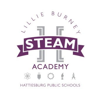 Lillie Burney Steam Academy Logo Development