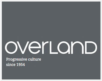 Image result for overland literary journal