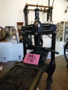 Albion Press, Nottingham Industrial Museum